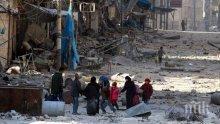ЗЛОВЕЩО! Откриха масови гробове в Алепо на дивашки измъчвани сирийци