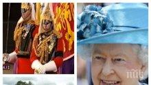 ИЗВЪНРЕДНО! Великобритания се готви за смъртта на кралица Елизабет II