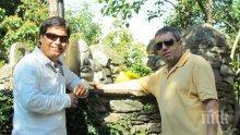 Светослав Иванов с тежки думи за загубения си приятел Гасан Насър (СНИМКИ)