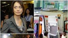 ОТ ПОСЛЕДНИТЕ МИНУТИ! Надежда Нейнски с нова информация за ранената българка, куршумът излязъл от тялото на жената, но засегнал тежко белия дроб и гръбначния стълб