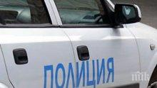 """ИЗВЪНРЕДНО! Луда гонка в Бургас! Две патрулки преследват черен """"Мерцедес"""""""