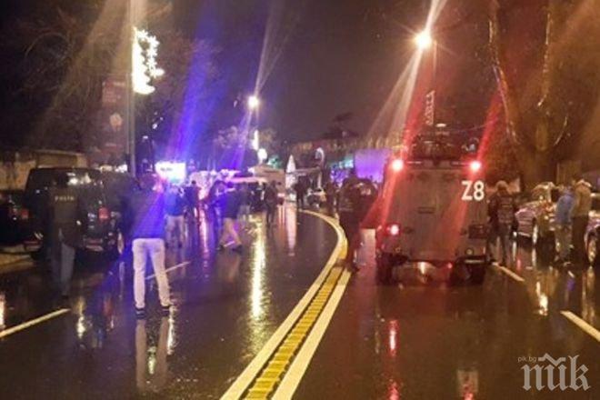ИЗВЪНРЕДНО! Кървав ад навръх Нова година в Истанбул, има много убити и ранени (ВИДЕО)