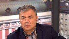 Сергей Игнатов: Държавата е в хрема вече 28 години