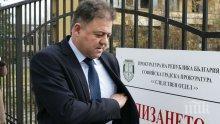 Привикват Ненчев в прокуратурата на 5 и 6 януари