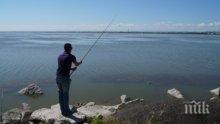 Забраниха любителския риболов в бургаските езера
