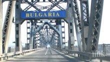 """За който има нерви: 9-километрова опашка на """"Дунав мост 2"""""""