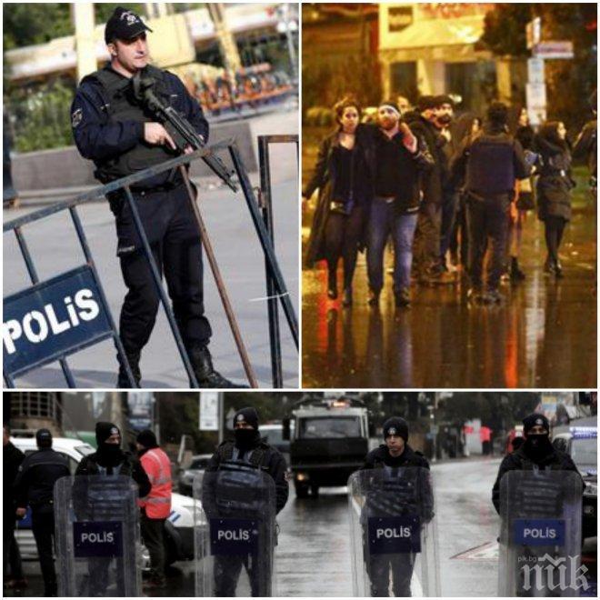 """РОЙТЕРС: """"Ислямска държава"""" е поела отговорност за атентата в Истанбул (ВИДЕО/СНИМКИ)"""