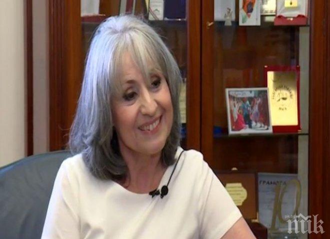 ОТКРОВЕНИЕ! Маргарита Попова призна, че хора са я молили да се кандидатира за президент, но тя никога не би тръгнала срещу ГЕРБ