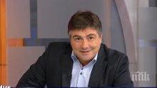 Костадин Марков: Партията на Христо Иванов не е дясна, той сам го призна
