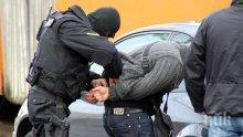 ШОК В ПЛОВДИВ! Наркодилър пробва да прегази полицай по време на акция