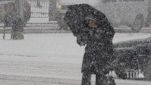 Ураган! Скоростта на вятъра в Сливен е над 100 км/ч