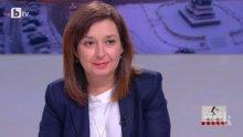 Зорница Русинова: Стабилизирахме пенсионната система, увеличихме плавно пенсиите с 2.4%