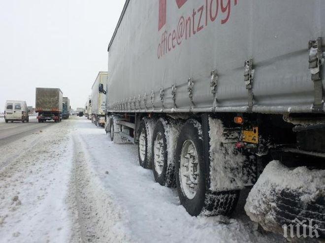 Между 80 и 100 хиляди евро губят превозвачите на ден заради блокираните пътища