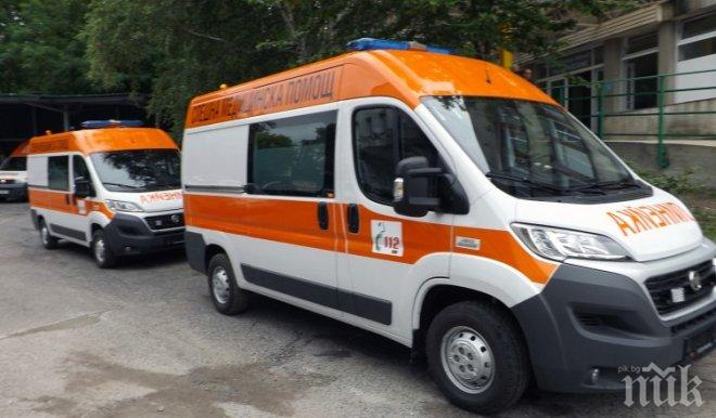 Страшен инцидент в Пловдив! Автобус затисна жена до стена, проби й белия дроб, потроши й ребрата и таза