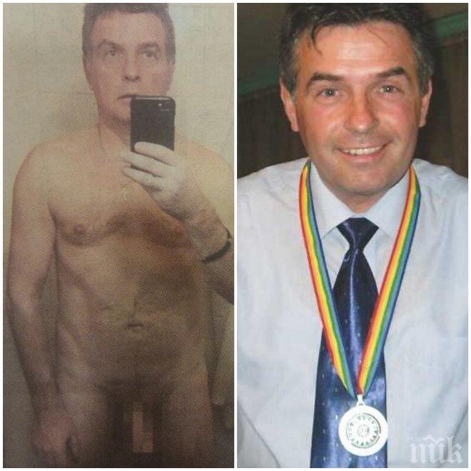 БЕЗ ЗАДРЪЖКИ! Скандалът с голия даскал чупи глупомера! Задава се вълна от учители без дрехи в подкрепа на директора Асен Александров