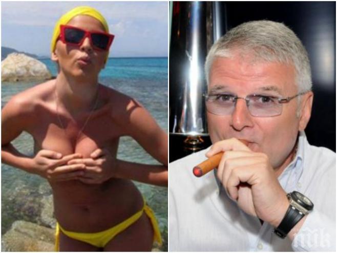 Скандална чалга фурия проговори за слуховете, че има връзка с Ицо Стоте манекенки