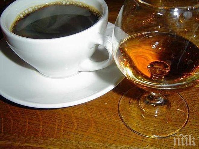 Как влияе кафето на махмурлука?