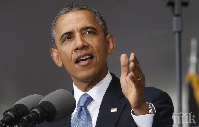 Пет случая, в които Обама стана хит в интернет (ВИДЕО)