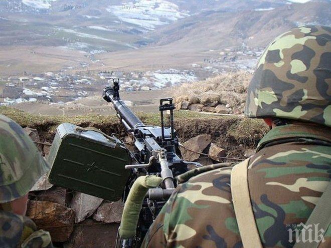 Конфликтът в Нагорни Карабах срина икономиките на страните от ОНД