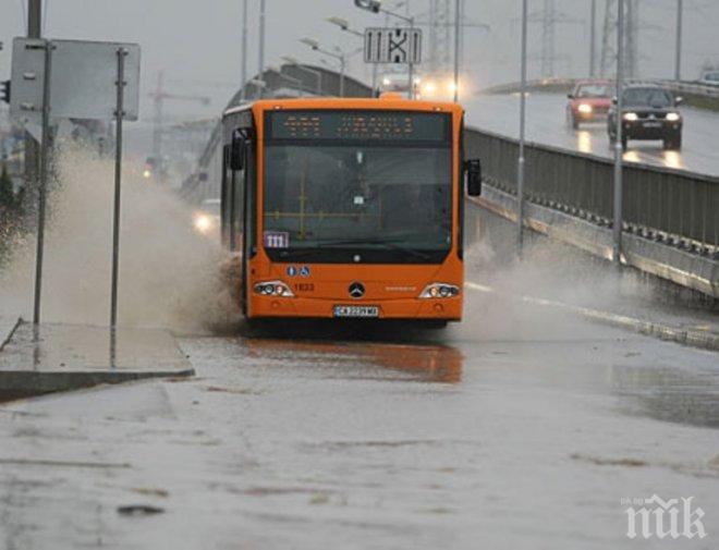 Скандално! Шофьор от градския транспорт в София: Ей, ако още един път се обадиш, ще те сваля, ма, да знаеш (ВИДЕО)