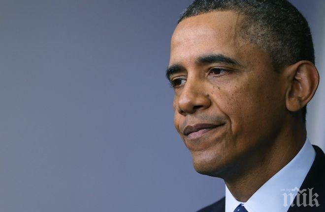 Според Обама с израелските поселения е невъзможно да се приложи двудържавното решение