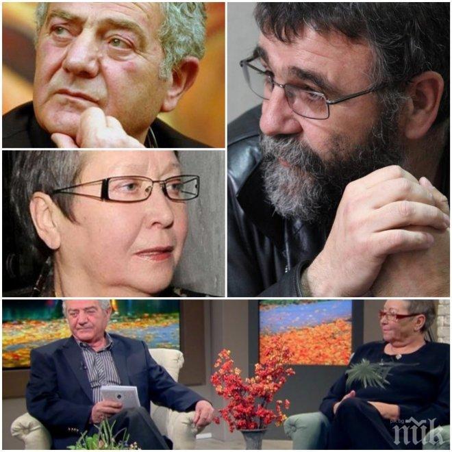 ЕКСКЛУЗИВНО! Писателят Христо Стоянов пред ПИК: Чудя се как Стефан Цанев е чел стиховете си за партията, ухажвайки Доротея!