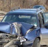 ДРАМА! Трима са в болница след челен удар на пътя Асеновград-Кърджали