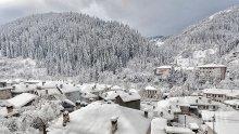 Леден ад! Мъж лежи три дни след замръзнали трупове в Смолянско