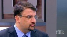 ИЗВЪНРЕДНО В ПИК TV! Настимир Ананиев за последните промени в закона по пътищата