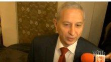 Герджиков се заклел на гроба на майка си - един месец няма да прави изявления