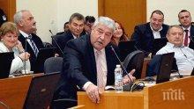 Страхотен скандал в пловдивския общински съвет на тема фашисти и антифашисти
