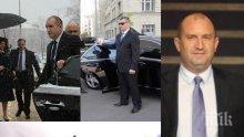 ЖЕСТОКИ МЕРКИ! НСО затяга режима! Без дронове на президентската церемония, ще преджобват яко граждани и журналисти (ТОЧНА СХЕМА)