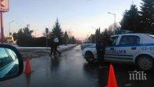 ИНЦИДЕНТ! Млад шофьор отнесе майка с дете на пешеходна пътека във Варна