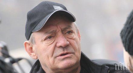 Актьорът Антон Радичев приет в болница!