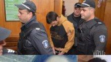 Мъка зад решетките! Убиецът на красивата Симона от Сливен пробва да се самоубие в затвора