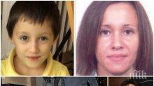 Герман Костин, който разчлени 5-годишния Никита и го напъха в куфар, влезе с инвалидна количка в съда