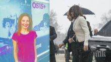 """САМО В ПИК И """"РЕТРО""""! Двете съпруги на Радев във война - майката на децата му Гинка принудена да смени фамилията си! Вижте кои 4 жени командорят президента"""