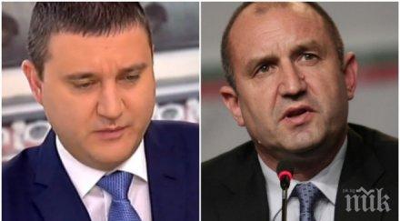 ЕКСКЛУЗИВНО! Владислав Горанов срази левицата: БСП ще отричат, но те са в управлението още в първия ден на техния президент