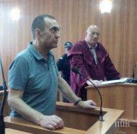 Кметът изнасилвач Иван Евстатиев отново застава пред съда