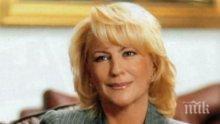 Любов от пръв поглед изпрати най-богатата българка Лора Видинлиева под венчило
