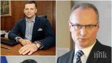 СЪДЕБЕН ОКТОПОД! Шефът на СГС Калоян Топалов е политкомисар на обвиняемия Иво Прокопиев. Оядените грантаджии от Съюза на съдиите чевръсто обслужват Христо Иванов