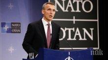 Столтенберг каза, Радев се съгласи: НАТО засилва присъствието си в Черно море