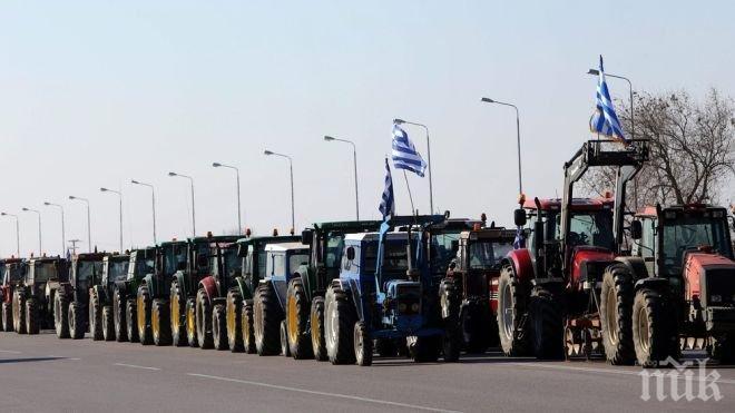 Чакаме нови блокади от гръцките фермери