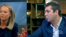 СКАНДАЛ В ЕФИР! Човек на Радан и Трайчо се зъби на Реформаторите: Този път няма да влезете в парламента