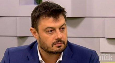 Бареков разкри схемата, по която Прокопиев е източил близо 100 млн от банка