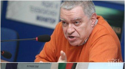 Проф. Михаил Константинов с ексклузивен коментар: Ще има ли изненади на изборите и възможна ли е широка коалиция