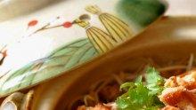 Черноморски кефал с маслини в гърне