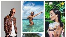 ЕКСКЛУЗИВНО! Николета официално призна: С Ники Михайлов бях на Малдивите! Той е мъж-мечта! (СНИМКИ)