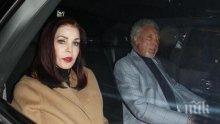 Том Джоунс ухажва жената на Елвис Пресли