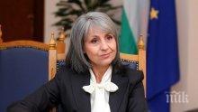 Маргарита Попова за областните управители: След два месеца и половина, пак ли ще четем каталози с различни имена